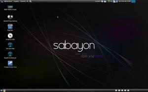 sabayon-linux-gnome