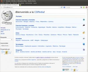CDPediaWikipediaoffline