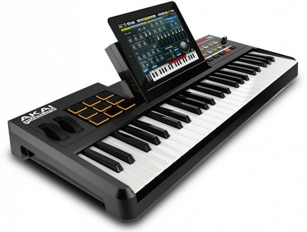 virtual midi keyboard: