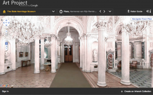 ejGoogle Art Project: Museo Virtual