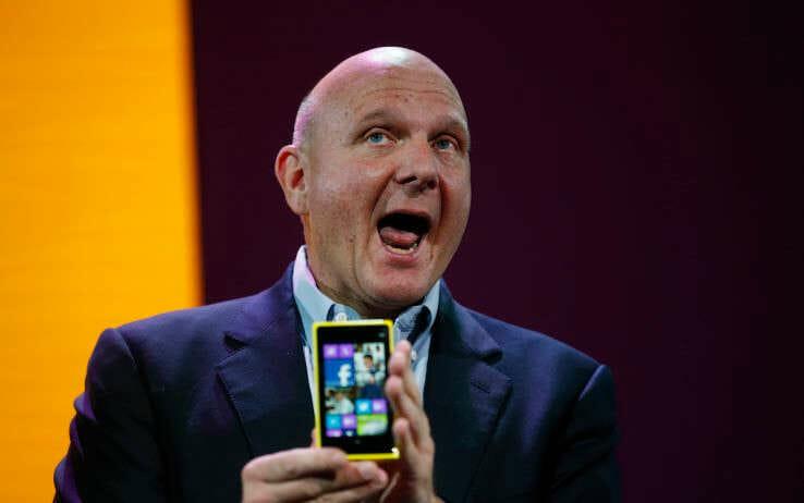 """""""Winbugs Phone es tan genial que uno no se resiste a sus encantos"""" indicó Ballmer"""