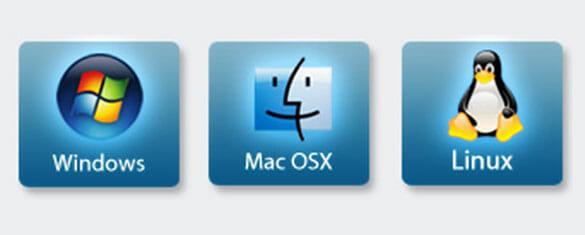 windows linux mac