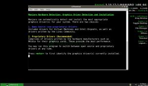 manjaro openbox terminal manjarobox executable
