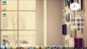 LinuxDeepin-desktop