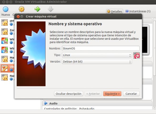 Instalar Steam OS en VirtualBox ea5686c4894