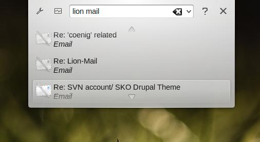 krunner-email