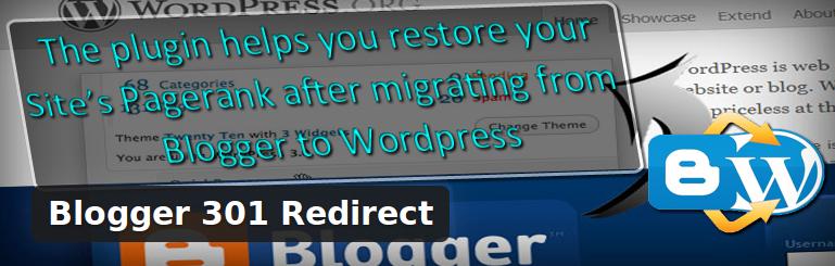 301 Redirect Plugin para WordPress
