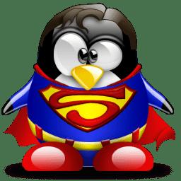 super usuario-tux