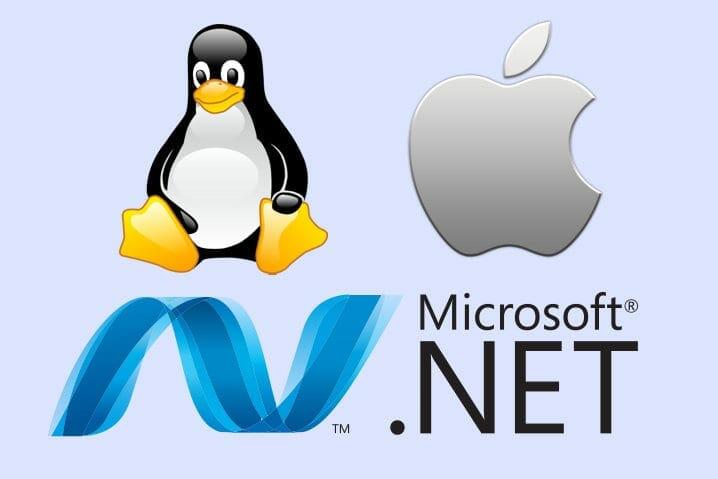 Net llega a gnu linux