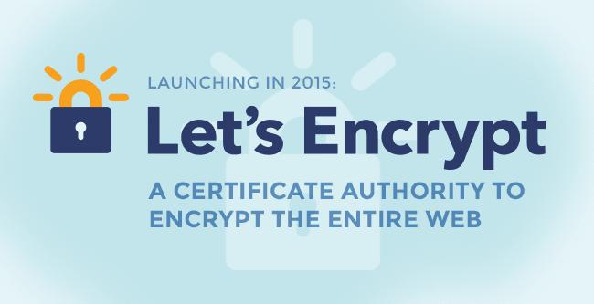 Hacia el cifrado completo de Internet. Let's Encrypt!