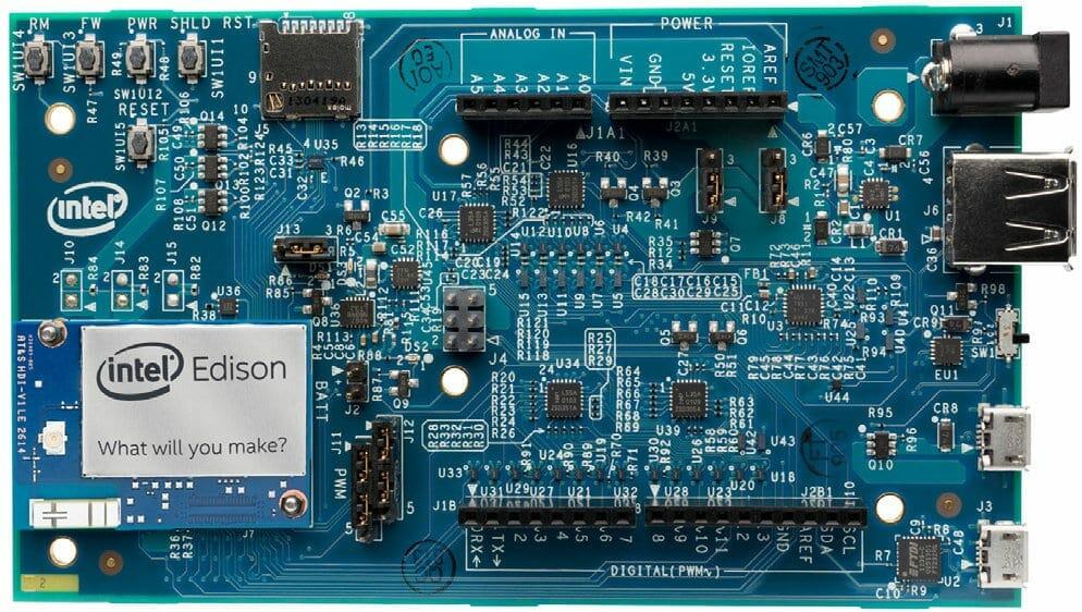 Creando una capa de invisibilidad con Intel Edison
