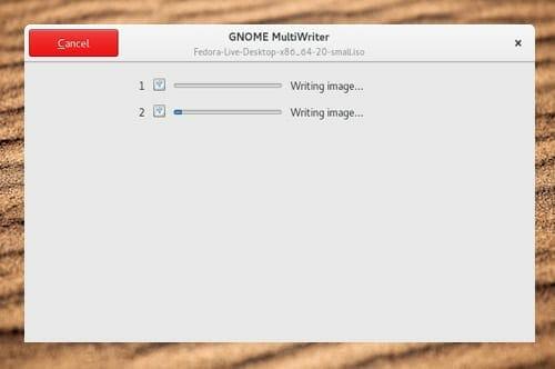 Gnome MultiWriter 1