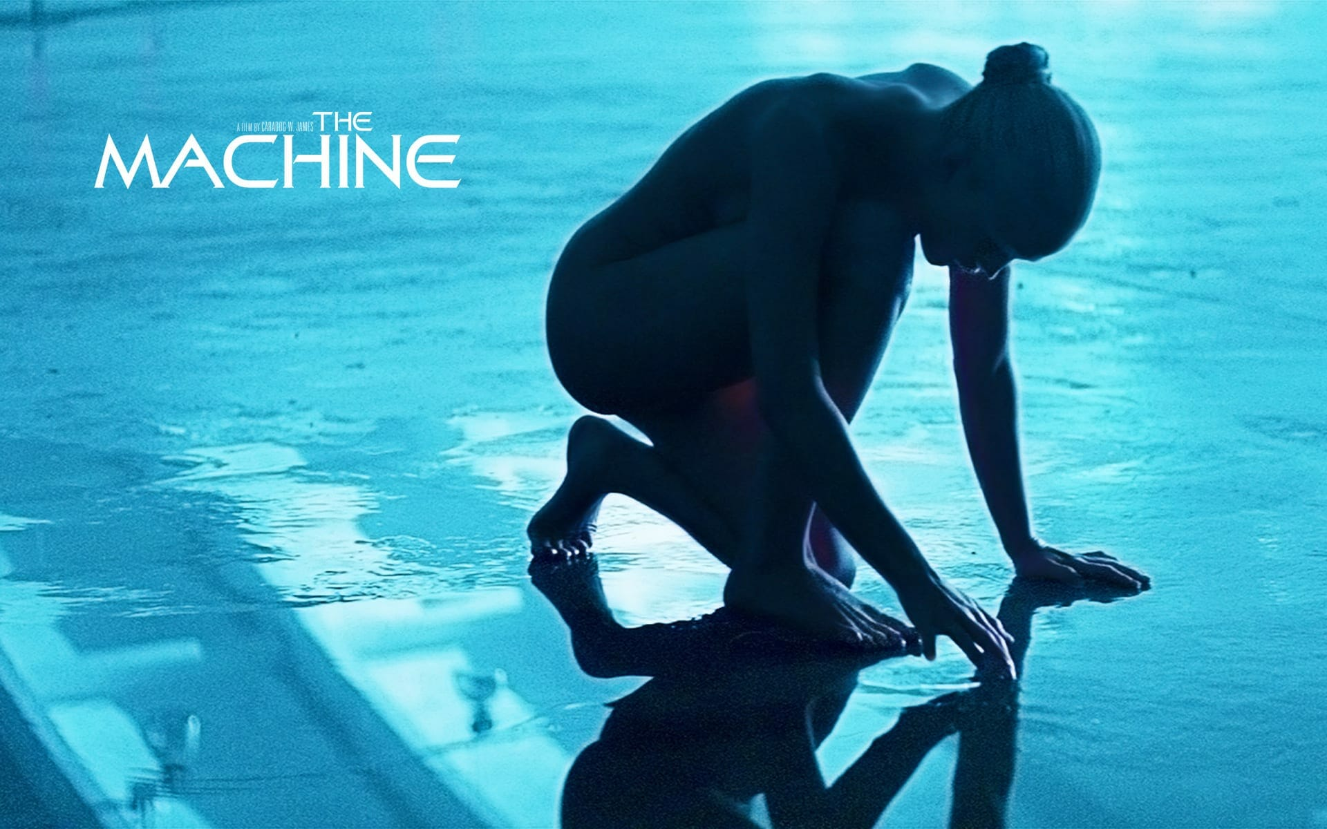 Poster-The-Machine