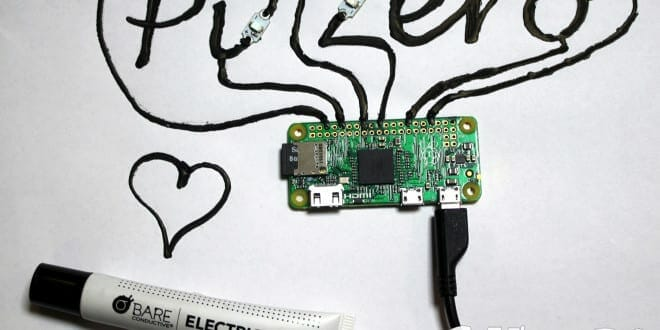 Raspberry Pi presenta la nueva Pi Zero, por solo cinco euros.
