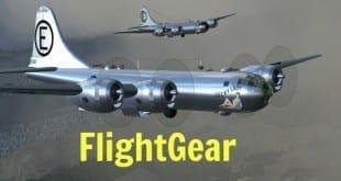 Vuela con el simulador FlightGear, OpenSource y multiplataforma