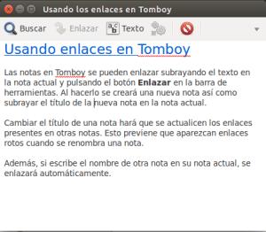 tomboy nota