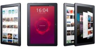 Aparece la primera Tablet con Ubuntu, Aquaris M10 Ubuntu Edition