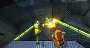 Otro juego de acción Open Source, Warsow!
