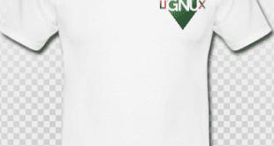 La Asociación LiGNUx presenta: Nuevo Pod de Diaspora y camisetas personalizables a la venta!