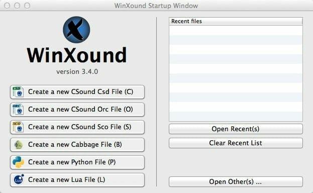 WinXound