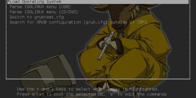 Vamos a instalar LibreBoot en una ThinkPad
