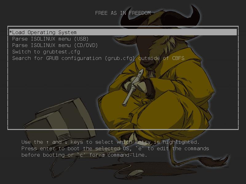 GNU libreboot