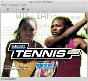 Sega Sport Tennis 2K2