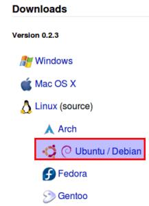 Descarga Ubuntu/ Debian