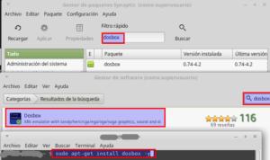 Algunas formas de instalar DOSBox