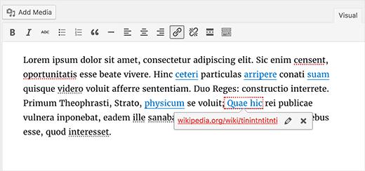 wordpress4.6-enlaces