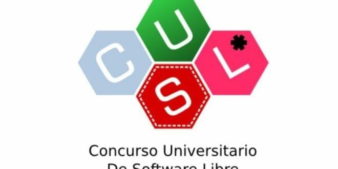 Concunso Universitario de Software Libre XI Edición