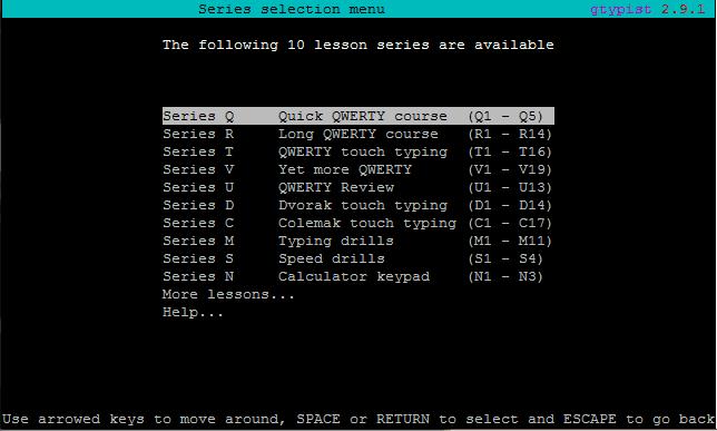 gnu-typist-ejemplo