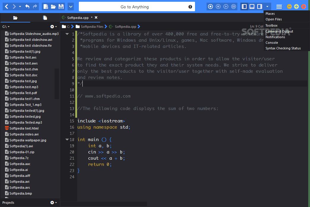 komodo-edit-ejemplo
