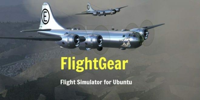 FlightGear, el simulador de vuelo Open Source publica su versión 2017.3