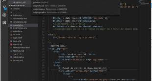 Herramientas para empezar a desarrollar una web con PHP7