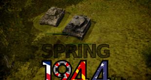 ¿Conoces Spring:1944?, un juego Open Source ambientado en la segunda guerra mundial