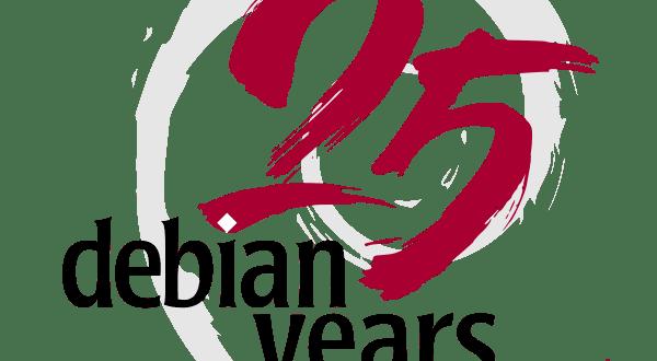 Debian Day, Celebrando 25 cumpleaños con Debian