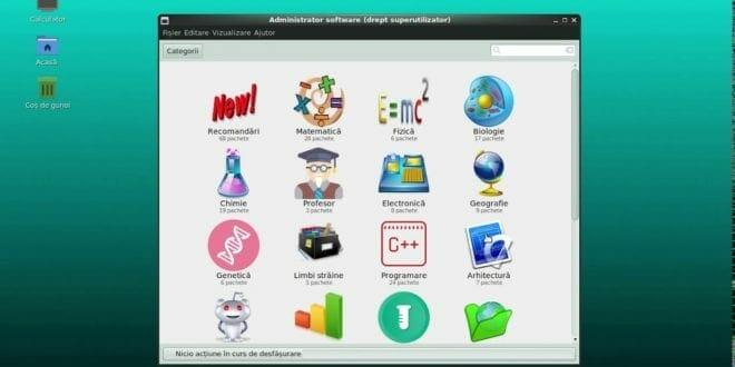 AcademiX GNU/ Linux