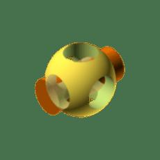 OpenSCAD, software libre para la creación de objetos sólidos en 3D