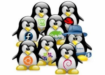 ¡Cuantas distribuciones Gnu Linux por favor!