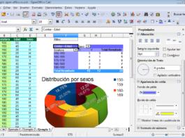 Editor de hojas de cálculo